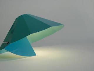 Luminaire Albert par Louis Marraud des Grottes Industriel