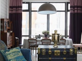 Comedores de estilo ecléctico de Atelier Interior Ecléctico