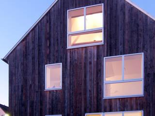 FFM-ARCHITEKTEN. Tovar + Tovar PartGmbB Nowoczesne domy