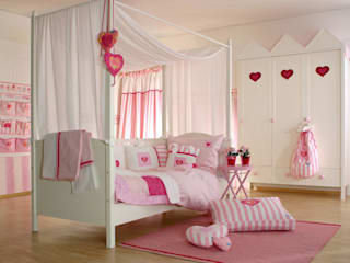 Girls Heart Bedroom The Baby Cot Shop Nursery/kid's roomBeds & cribs