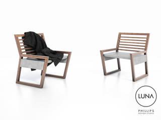 LUNA: modern  by Phillips Design Studio, Modern