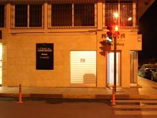 Commercial Spaces by DerganÇARPAR Mimarlık
