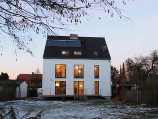 Modern Houses by christina patz architektur energieberatung Modern