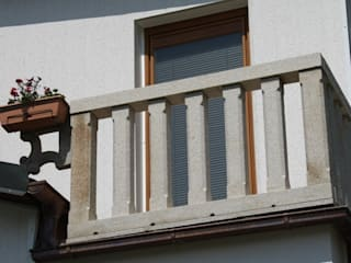 Classic style balcony, veranda & terrace by Braun Steinmetz GmbH & Co. KG Classic