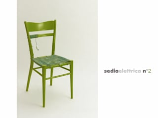 Chairs project 2003:  in stile  di Michela Brondi