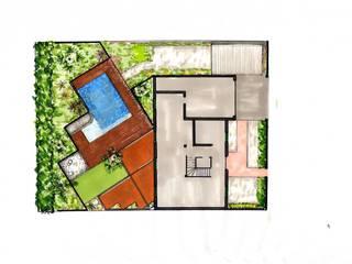 bureau d'etudes jardins KAEL Klasyczny ogród