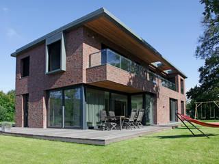 by Archstudio Architecten | Villa's en interieur Сучасний