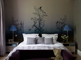 Interiors: modern Bedroom by Violet & George