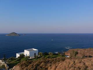 Casas de estilo  por mg2 architetture, Mediterráneo