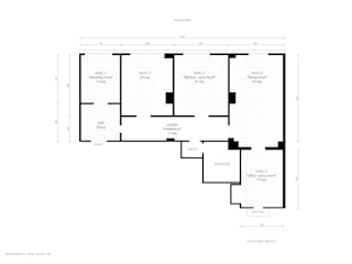 P8 apartment | Segno Italiano® showroom | Milan | layout:  in stile  di Segno Italiano®