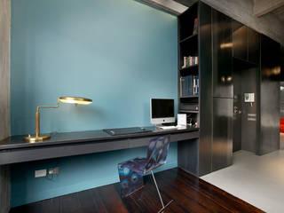 Oficinas de estilo  por mg2 architetture, Industrial