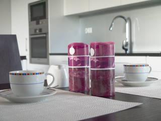 Küche von Izabela Widomska Interiors
