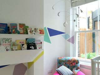 Venn Street Part 2:  Nursery/kid's room by Proctor & Co. Architecture Ltd