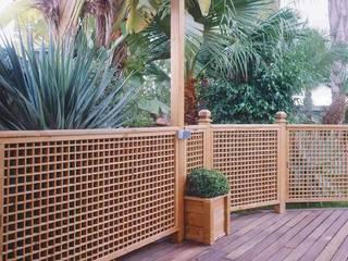 Palos en Danza Balkon, veranda & terrasAccessoires & decoratie