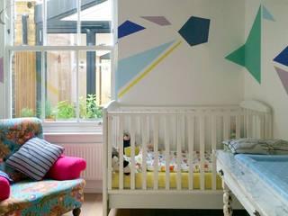 Venn Street Part 2: modern Nursery/kid's room by Proctor & Co. Architecture Ltd