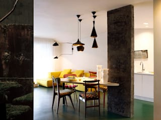 Comedores de estilo  por mg2 architetture, Moderno