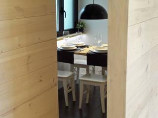 Modern Kitchen by davidMUSER building & design Modern