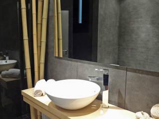 davidMUSER building & design Modern bathroom