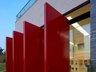 Casa JE: Casas modernas por Humberto Hermeto