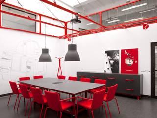 Escuelas de estilo moderno de Pracownia Architektury Cechownia Moderno