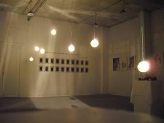 Gravures de lumière:  de style  par ici et maintenant
