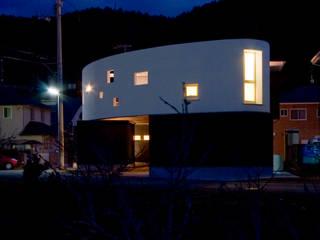 UG-act: Y.Architectural Designが手掛けた家です。