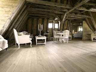 Nobel flooring Dinding & Lantai Gaya Country