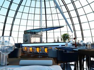 BA DESIGN Balcones y terrazas modernos: Ideas, imágenes y decoración