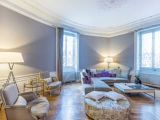 Sandrine RIVIERE Photographie Classic style living room