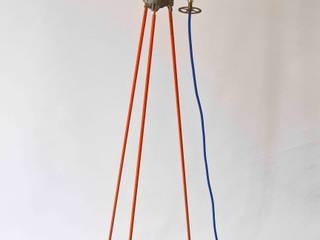 Lámpara de pie industrial:  de estilo  de NORTH SWEET