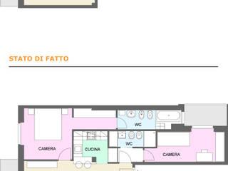 تنفيذ gk architetti  (Carlo Andrea Gorelli+Keiko Kondo),
