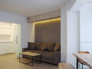 Salón-ccoina Cocinas de estilo moderno de interior03 Moderno