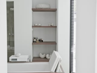 Modern bathroom by Piet-Jan van den Kommer Modern