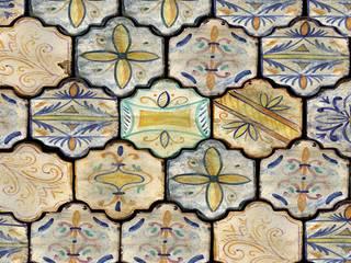 serie acquarelli di surrena terracotta falisca srl Rustico
