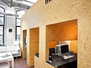 Offices & stores by Milena.Ostólska
