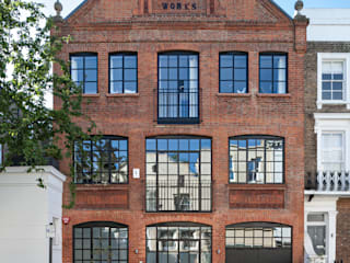 Clarendon Works, Notting Hill, London Modern houses by Moreno Masey Modern