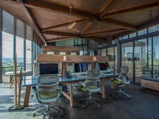 Oficinas Corporativas de Cm2 Management de Cm2 Management Rústico