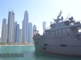 Yacht Mojo, Dubai Moderne Yachten & Jets von Piet-Jan van den Kommer Modern
