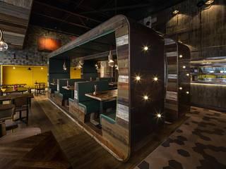 Nando's Lakside Eclectische gastronomie van Moreno Masey Eclectisch