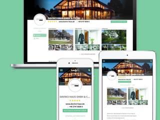 Umbau eines Einfamilienhauses:   von Mustermann Architekturbüro