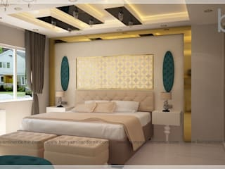 Bünyamin ERDEMİR Klasik Yatak Odası homify Klasik