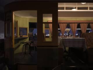 Ла Страда: Столовые комнаты в . Автор – Максим Любецкий, Эклектичный