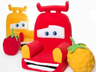 Pracownia Projektowa Pink Frog Chambre d'enfantsAccessoires & décorations