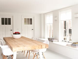Jolanda Knook interieurvormgeving Cocinas de estilo moderno