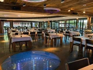 Restaurant Les Rhodos Gastronomie originale par JFC Mermillod Éclectique