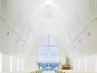 HUMMING PLAZA VIP NIIGATA [ St.Voile ] モダンなホテル の KASAHARA DESIGN WORK Co.Ltd モダン