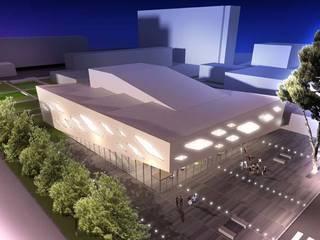 cultural center meudon par http://www.serero.com/
