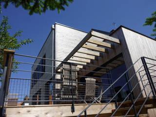 MAISON S  VILLERS-LES-NANCY:  de style  par Agence d'Architecture Sébastien MALGRAS