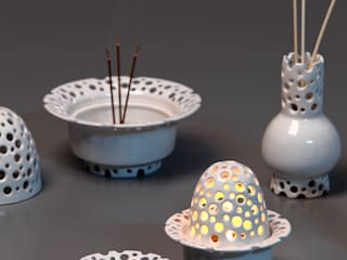 Aroma - 향촛대: 선의美도자기(DoYA)의