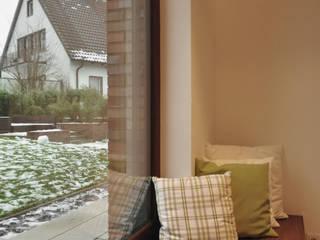 Lecke Architekten Modern living room